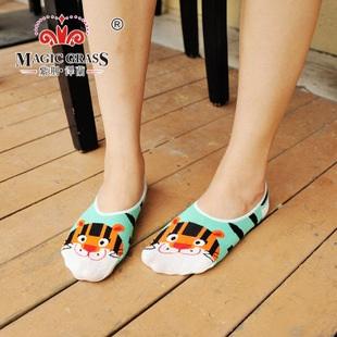 S181 **พร้อมส่ง** (ปลีก+ส่ง) ถุงเท้าคัทชู แฟชั่นเกาหลี มี 4 สี(แบบ) เนื้อดี งานนำเข้า(Made in China)