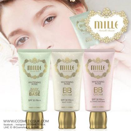 Mille Whitening Rose SPF30++