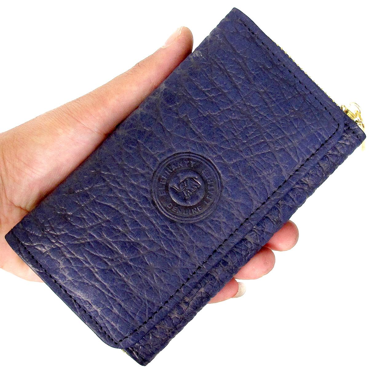 กระเป๋าสตางค์ 3 พับ ลายหังช้าง ElephantPatttern_1032