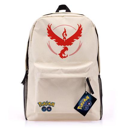 กระเป๋าสะพายหลังโปเกมอน Pokemon Go! 2016 (มีให้เลือก 3 แบบ)