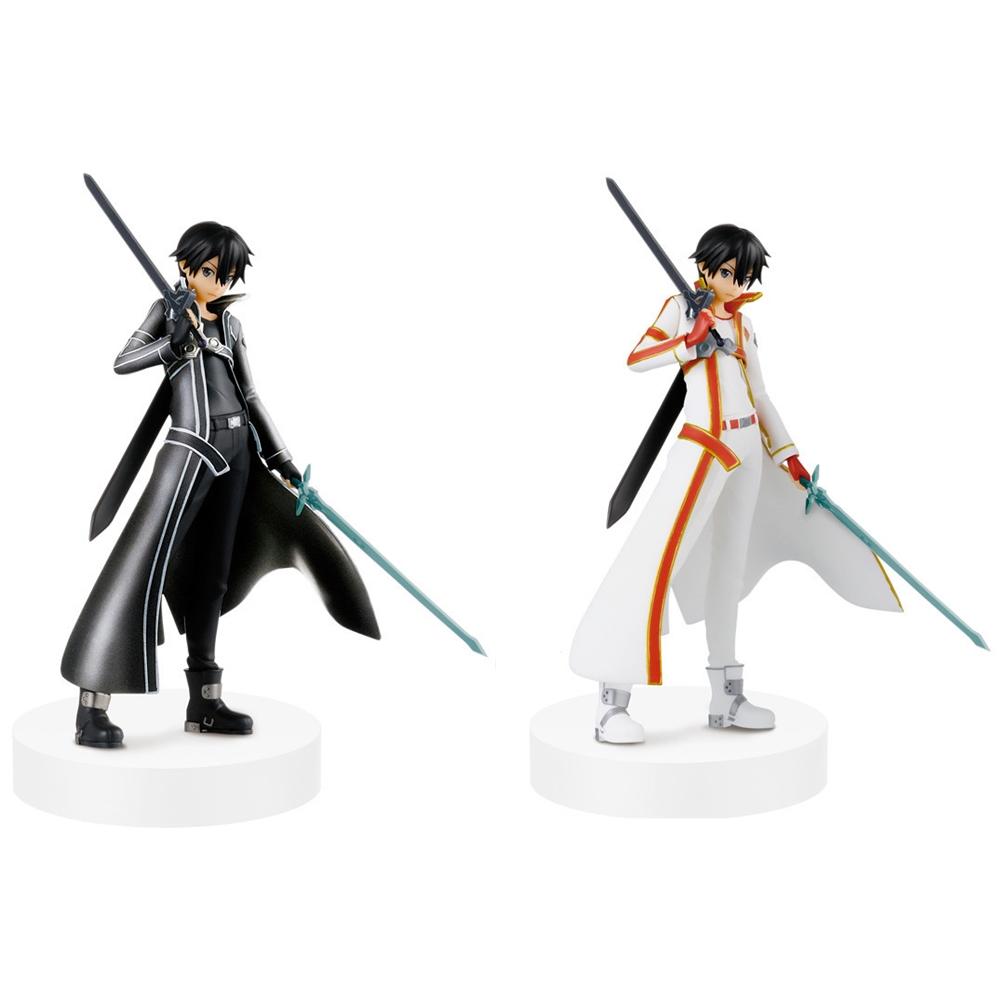 Sword Art Online - Kirito - DXF Figure (Set of 2)