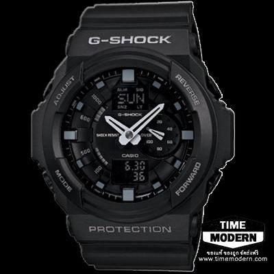 นาฬิการะบบอะนาล็อกและดิจิตอลหน้าปัดใหญ่ รุ่น GA-150-1ADR