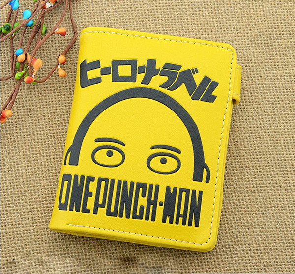 กระเป๋าสตางค์ลายไซตามะ วันพั้นแมน One Punch Man (แบบที่ 2)