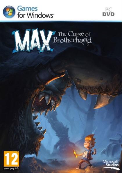 Max The Curse Of Brotherhood ( 1 DVD )