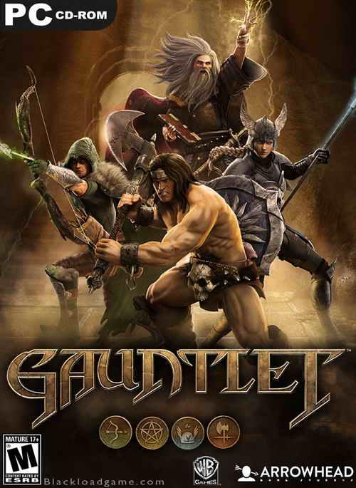 Gauntlet ( 1 DVD )
