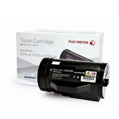 Fuji Xerox CT201938 ตลับหมึกโทนเนอร์ สีดำ ของแท้ Black Original Toner Cartridge