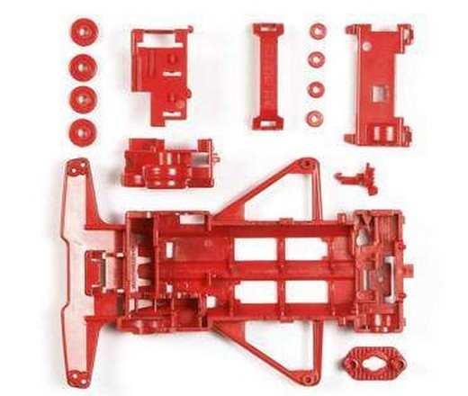 FM Rein. Chassis Red