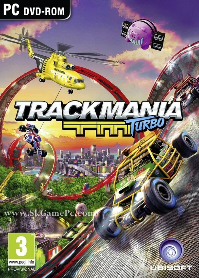Track Mania Turbo ( 1 DVD )