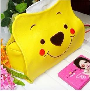 ที่ใส่กระดาษทิชชู่ Winnie the pooh