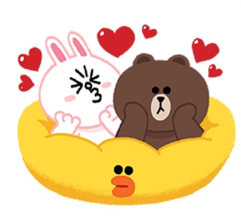 LINE Characters:Cuter Is Better