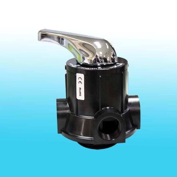 วาล์วควบคุมถังกรองน้ำ Manual Valve ( Metalic Handle) TMF56F1