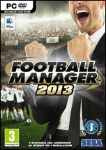 Football Manager 2013 ( 1 DVD )