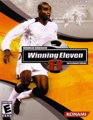Winning Eleven 8 ( 1 DVD )
