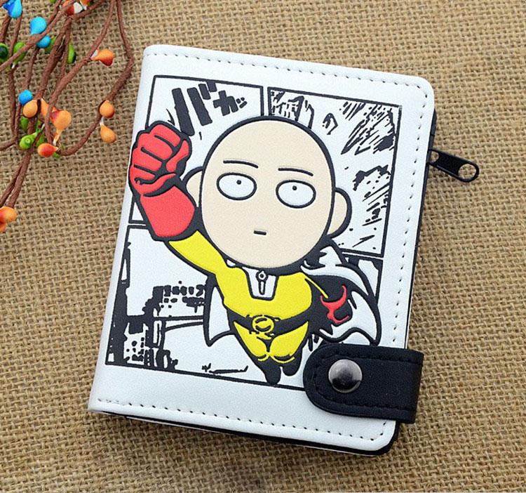 กระเป๋าสตางค์ลายไซตามะ วันพั้นแมน One Punch Man (แบบที่ 3)