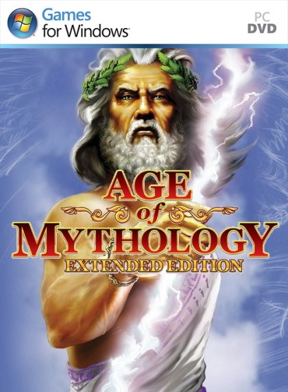 Age of Mythology Extended Edition ( 1 DVD )