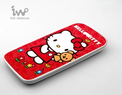 IWO P26 New Kitty 5,000 mAh (Sale)