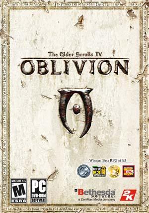 The Elder Scrolls IV Oblivion ( 2 DVD )