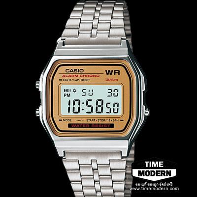 นาฬิกา Casio Data Bank รุ่น A159WA-9DF