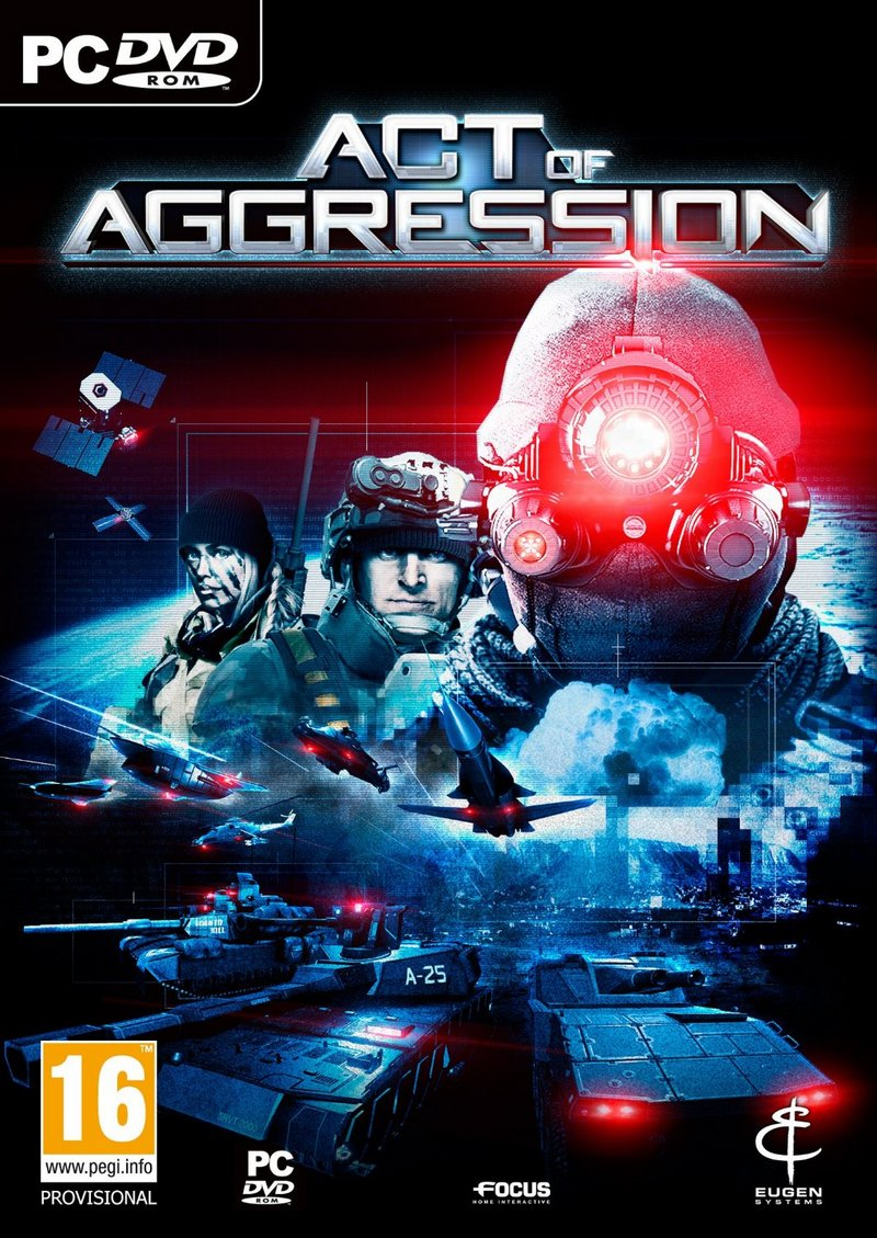 Act of Aggression ( 3 DVD )