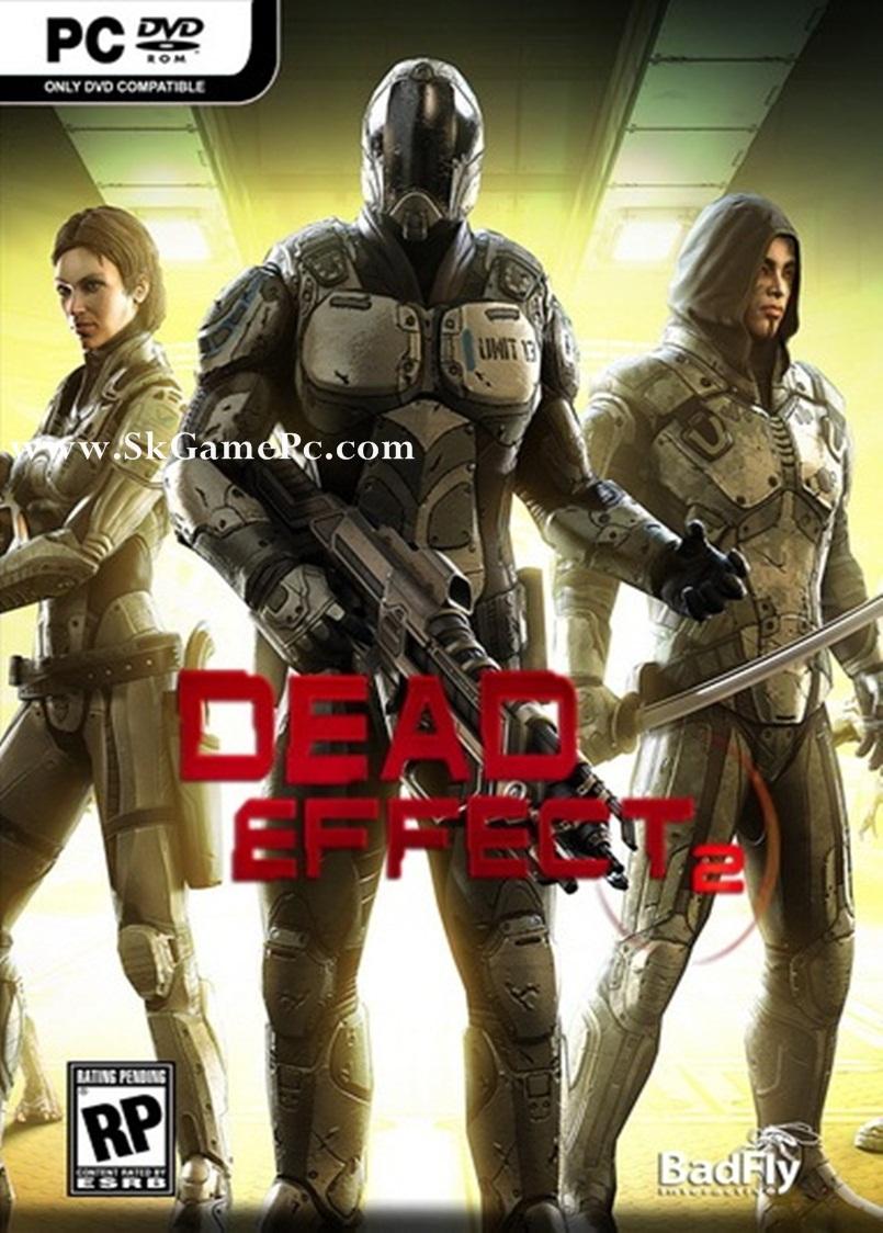 Dead Effect 2 ( 2 DVD )