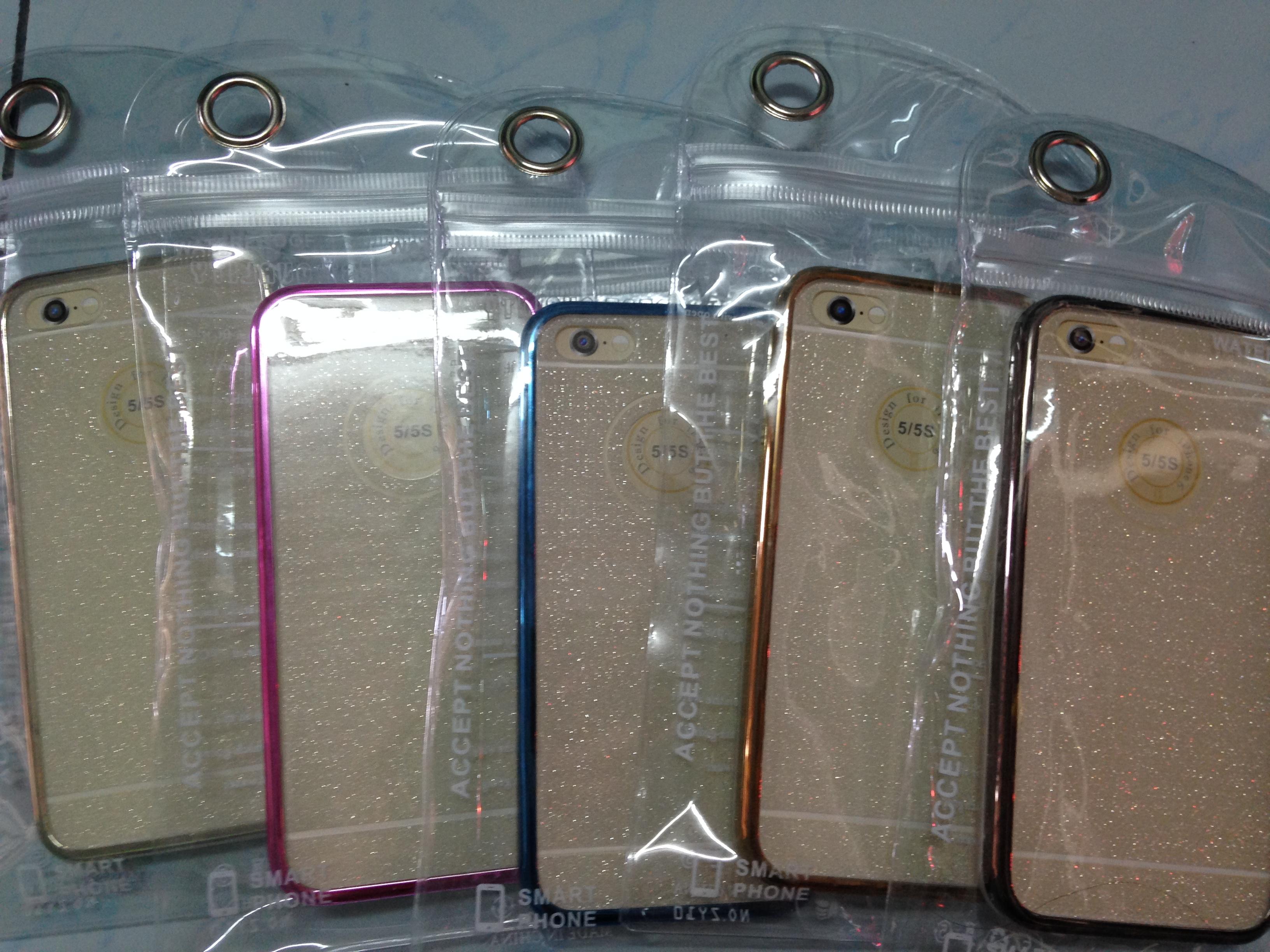 เคสใส บางIphone5 5s