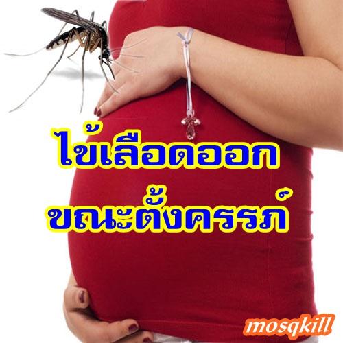 ไข้เลือดออกขณะตั้งครรภ์