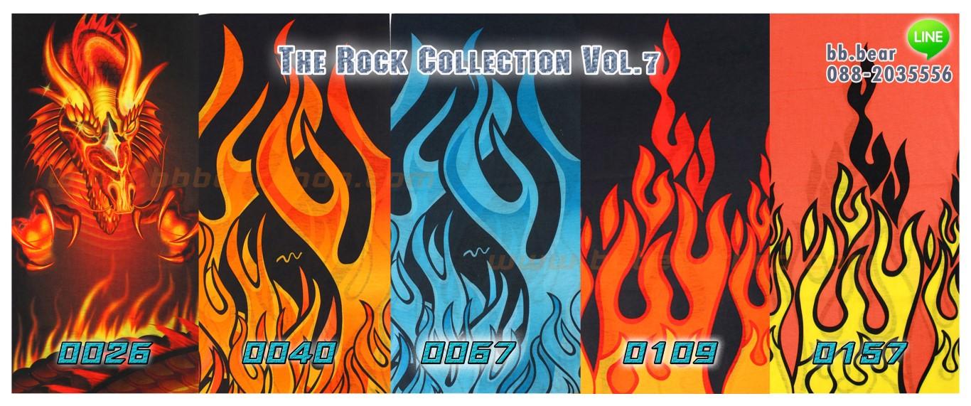 Headwear - The Rock Collection Vol.7 - 5 ผืน