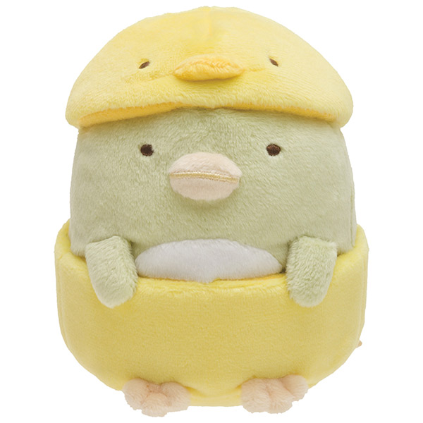 ตุ๊กตา Sumikko Gurashi เพนกวินชุดไก่
