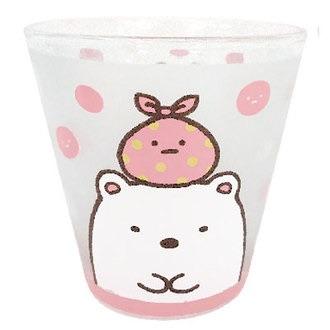 แก้วน้ำ Sumikko Gurashi (หมีขาว)
