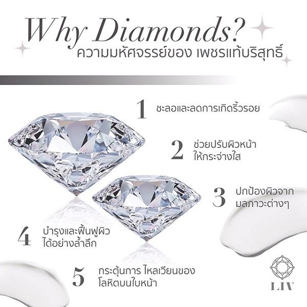liv white diamond ขายที่ไหน