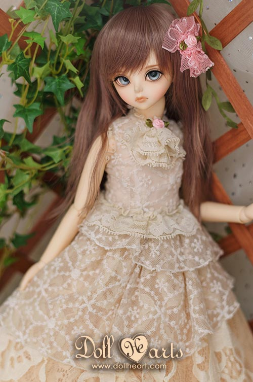 [PRE-ORDER] Little Sleeveless Lace