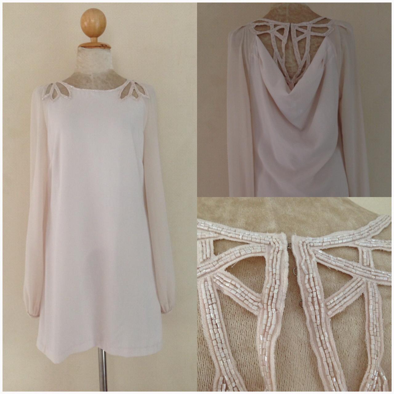 Warehouse blouse size uk12